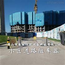 广州可移动不锈钢止车柱可升降防撞路庄现货