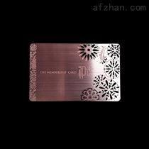 金屬磁條卡,金屬貴賓卡,金屬IC卡