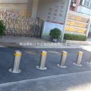 升降隔離樁,攔截路樁,交通警示柱阻車路障
