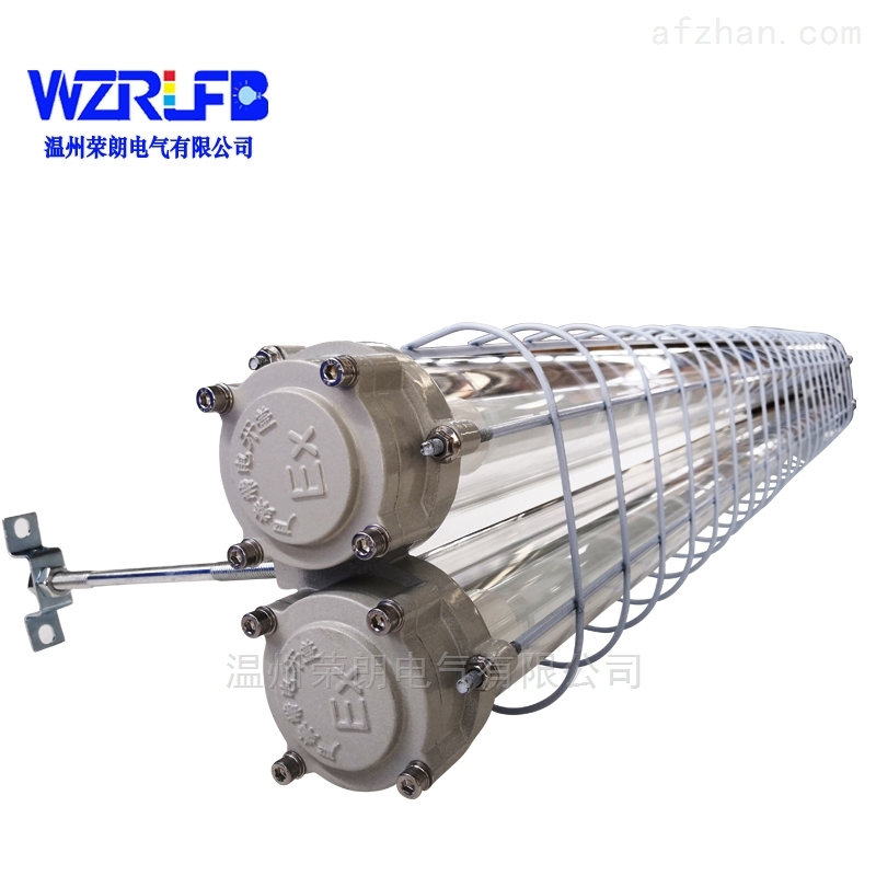 室内双管led防爆荧光灯RLBY52防爆日光灯