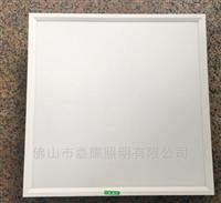 明朗三雄LED面板灯32W/600*600铝扣式嵌入式安装