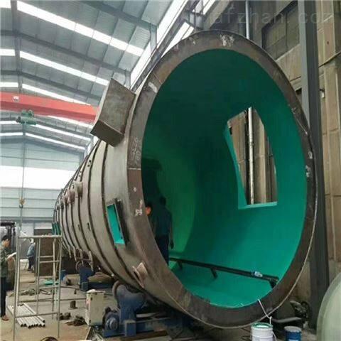 泽普污水池防腐高温玻璃鳞片施工生产问题方案