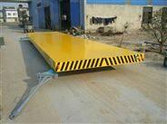 50吨重型牵引平板拖车