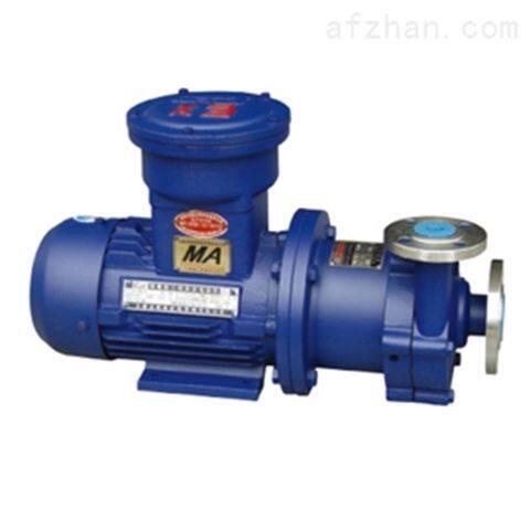 CQ系列不锈钢磁力泵,CQ型卧式泵