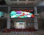 人民医院大厅高清全彩LED电子显示屏是哪个厂家做的