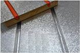 现货憎水防潮地暖模块铝箔地暖板