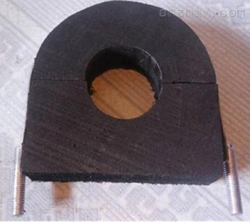 沥青油防腐木托厂家价格 防腐管托规格