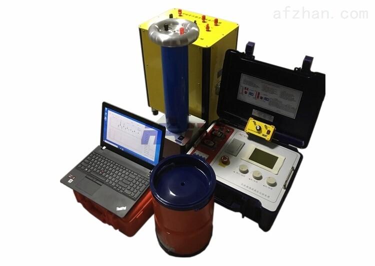 电缆交流耐压及荡波局放测试系统