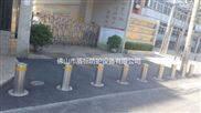 伸缩地柱不锈钢防撞升降路庄安全防护路障机