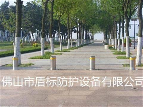 广州电动止车地庄柱 全自动防撞液压升降桩