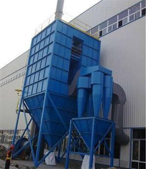 水泥业专用除尘设备脉冲式布袋除尘器