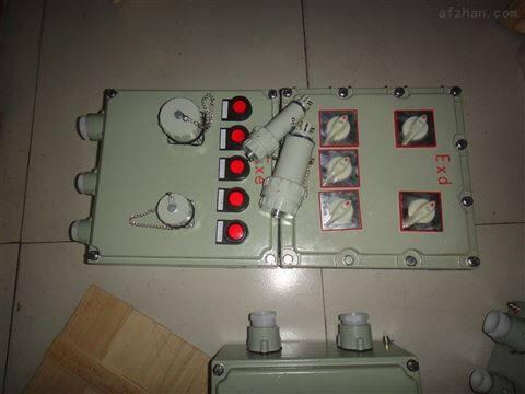 BXX51-T2/K80防爆动力检修箱