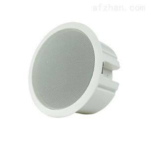 有源吸顶喇叭扬声器(AUX输入、带功放)