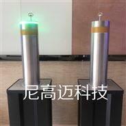 可升降警戒柱 液壓氣動止車柱 帶LED燈