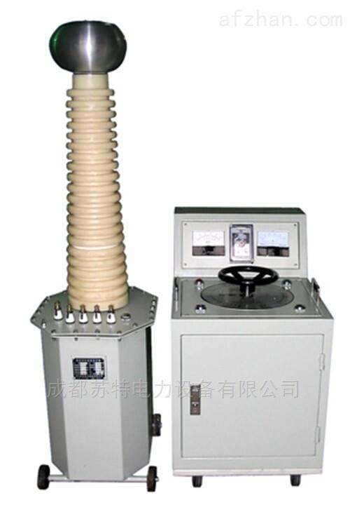 轻型交直流高压试验变压器报价|价格