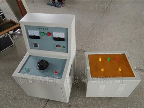 泸州工频耐压仪