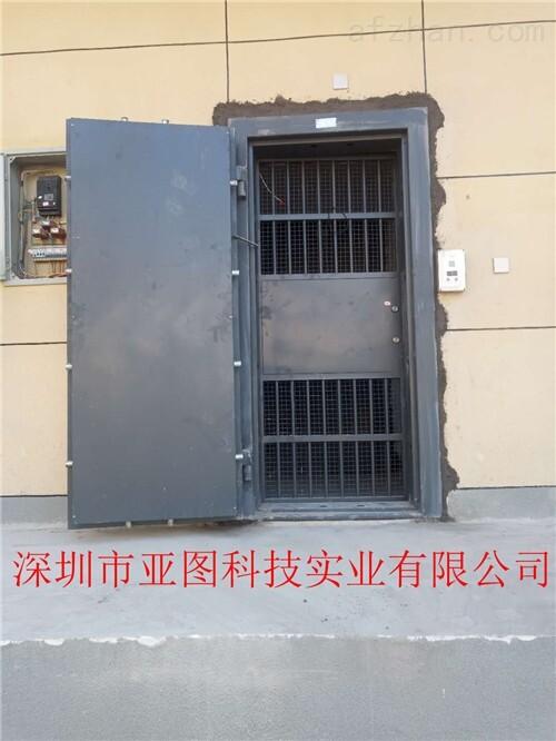 深圳武器库房门专业定制厂家,亚图特种门窗