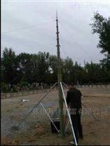 10米可移动变电站气动升降避雷针