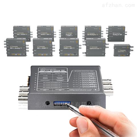 Blackmagic Micro Converter系列转换卡