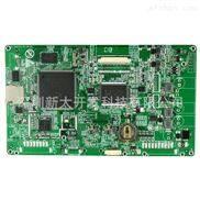 厂家生产多画面车载液晶显示屏驱动板