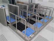 ESD工廠實驗室消除靜電閘機防靜電測試翼閘