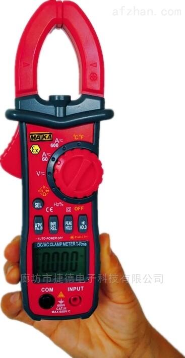 廊坊捷德专业安监装备防爆钳型表测试仪