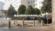佛山盾標防護液壓升降柱 廣州埋地路樁柱