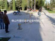 阻車升降地柱,隔離防撞柱固定樁報價