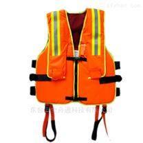 供应消防专用救生衣 增强型大浮力马甲