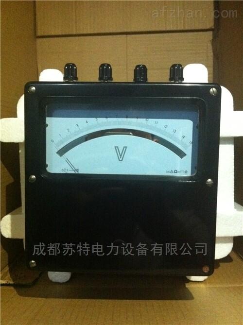 T63-V交直流电压表
