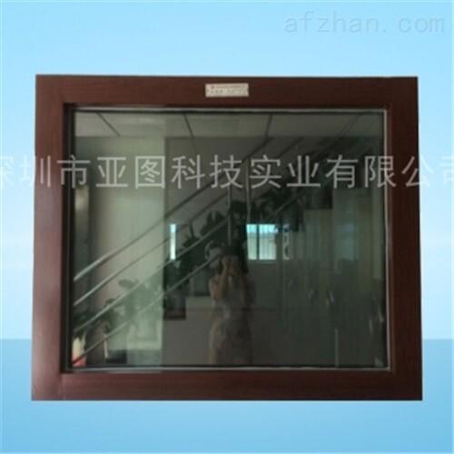 锅炉房观察窗钢制 抗爆窗