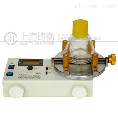 吸嘴包装袋的塑料瓶盖扭力测试仪