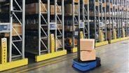 倉庫搬運機器人