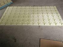 现货批发地暖模块铝箔地暖板