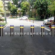學校專用全自動升降莊,安全防護隔離路樁