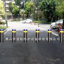 DB停车场地埋式伸缩柱 电动液压升降止车桩