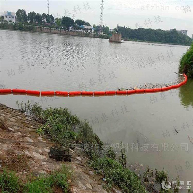 施工区水域拦污浮筒产品介绍