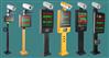 車牌識別智能停車設備