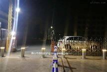 重庆自动升降挡车桩,防撞液压升降柱厂家