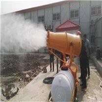 重庆SJ-60工地移动式降尘雾炮机厂家