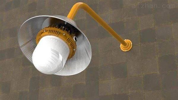 50W护栏式LED三防灯