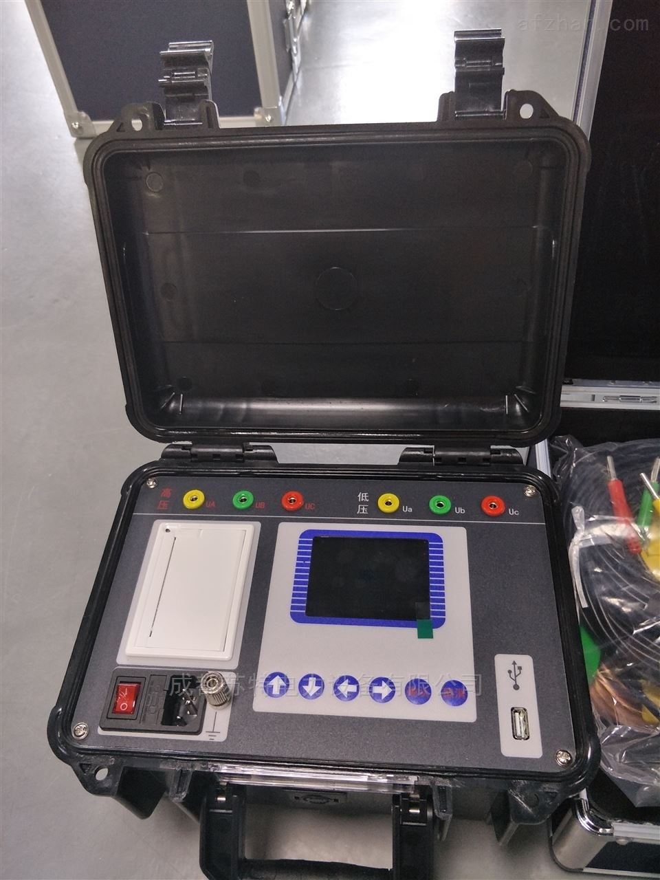 全自动变压器变比测试仪/承试、承修五级