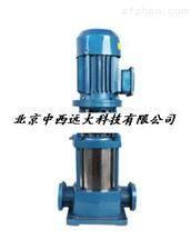 M402191立式多级离心泵型号:TB62-50GDL12-15*4