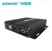 車載SD卡錄像機 四路960P車載監控主機