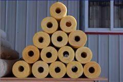 防水供应60*60玻璃棉保温管壳近期报价