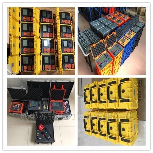 接地电阻测试仪,防雷检测仪器设备