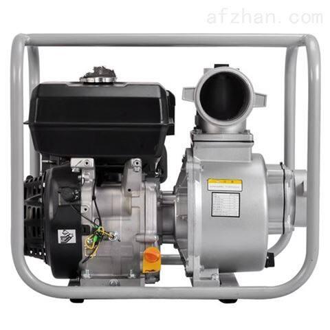 进口4寸汽油消防排水自吸泵