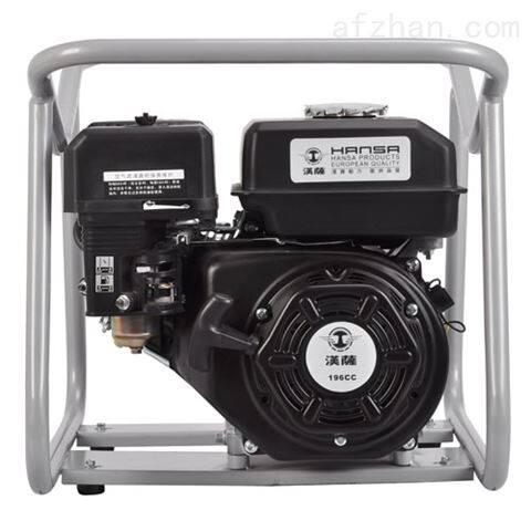 进口2寸汽油消防排水自吸泵