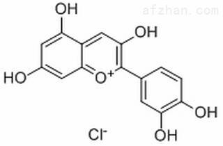 氯化矢车菊素