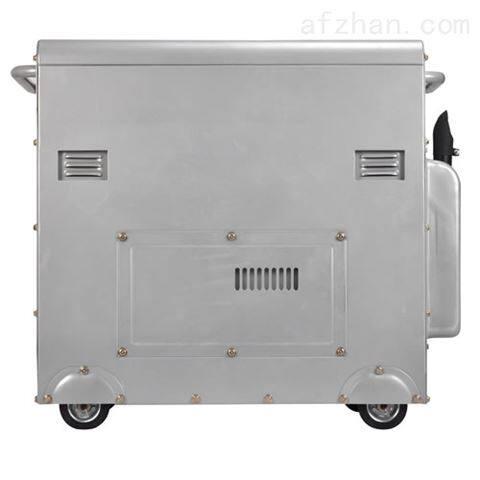 进口柴油静音5KW220V发电机